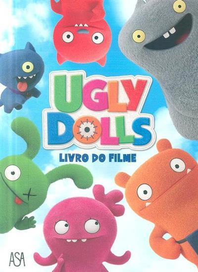 Uglydolls, livro do filme (Robert Rodríguez)