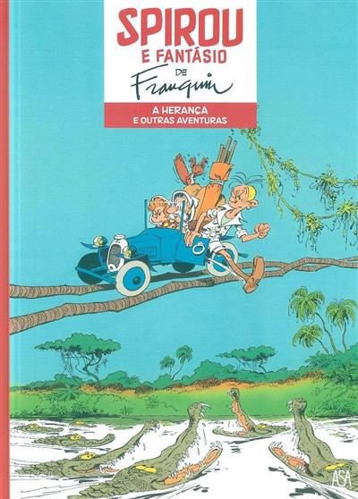 A herança e outras aventuras (A. Franquin)