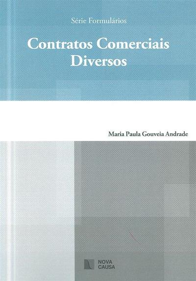 Contratos comerciais diversos (Maria Paula Gouveia Andrade)