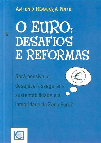 O euro (António Mendonça Pinto)