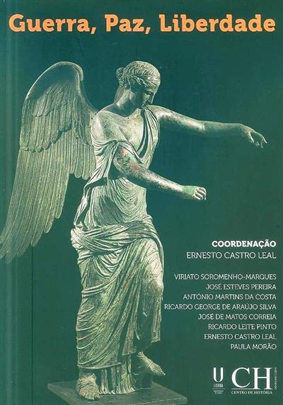 Pátria, paz, liberdade (IX Seminário de História e Cultura Política)
