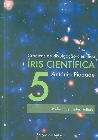 Íris científica 5 (António Piedade)