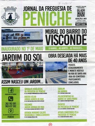 Jornal da Freguesia de Peniche (propr. Freguesia de Peniche)