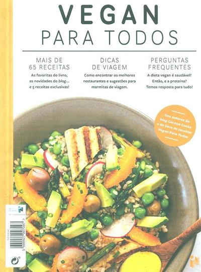 Vegan para todos (propr. André Nogueira, Rita Parente)