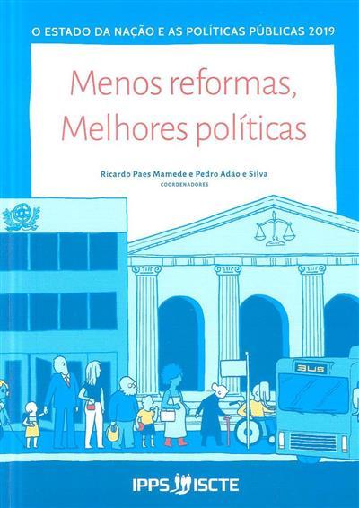 O estado da nação e as políticas públicas (propr. IPPS-ISCTE Instituto para as Potíticas Públicas e Sociais)