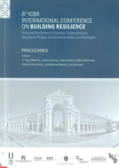 8th ICBR Lisbon proceedings
