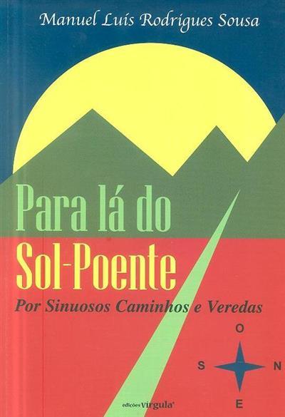 Para lá do sol-poente (Manuel Luís Rodrigues Sousa)