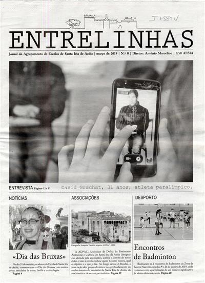 Entrelinhas (dir. António Marcelino)