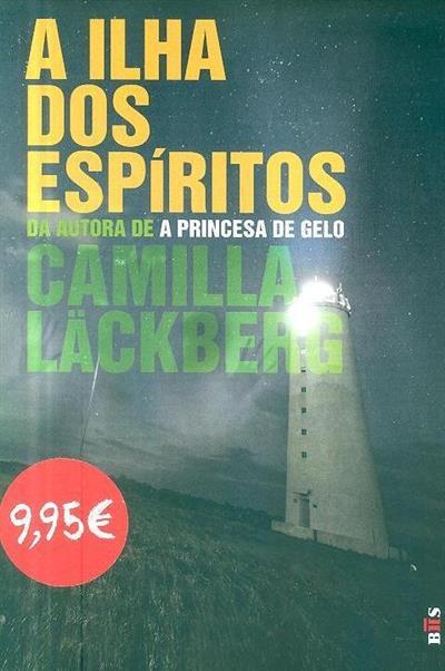 A ilha dos espíritos (Camilla Läckberg)