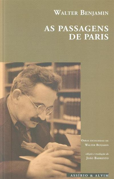 As passagens de Paris (Walter Benjamin)