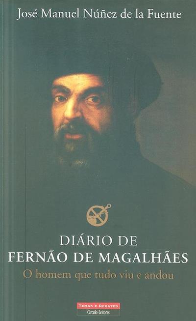 Diário de Fernão de Magalhães (José Manuel Núñez de la Fuente)