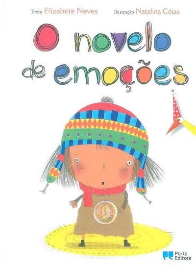 O novelo de emoções (Elizabete Neves)
