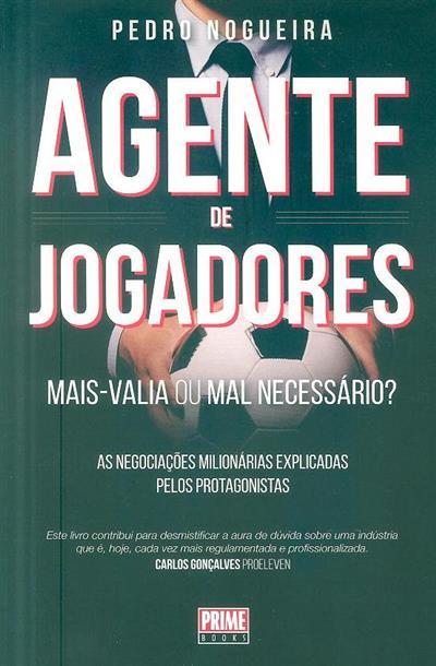 Agente de jogadores (Pedro Nogueira)