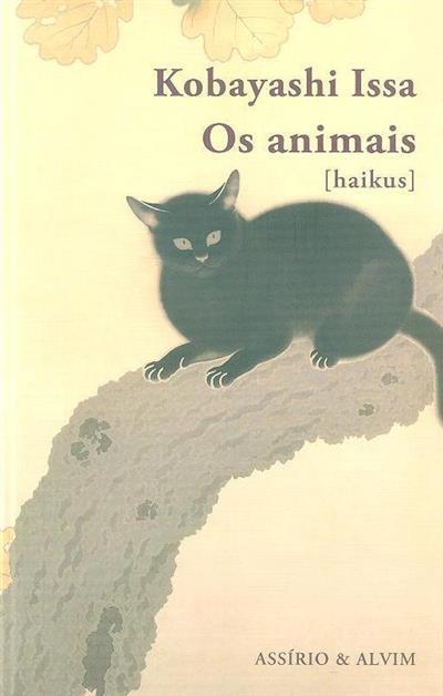 Os animais [haikus] (Kobayashi Issa)