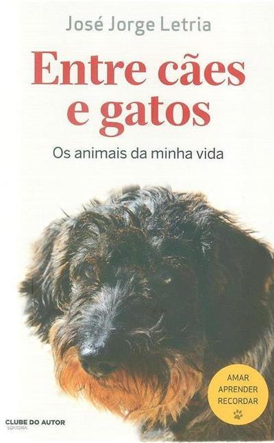 Entre cães e gatos (José Jorge Letria)