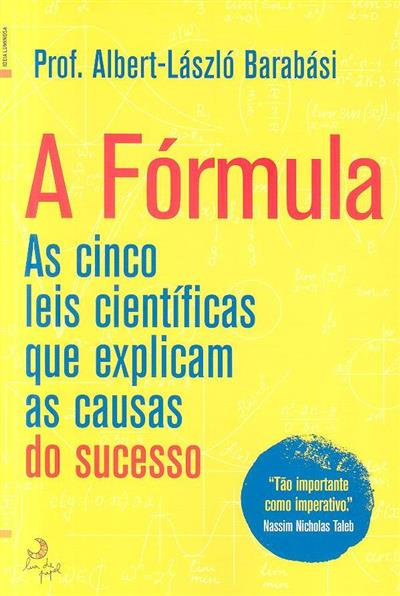 A fórmula (Albert-László Barabási)