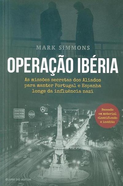 Operação Ibérica (Mark Simmons)