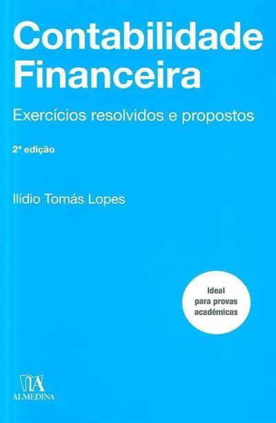Contabilidade financeira (Ilídio Tomás Lopes ?)