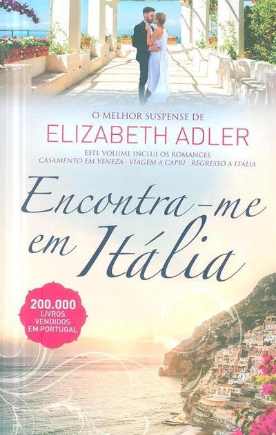 Encontra-me em Itália (Elizabeth Adler)