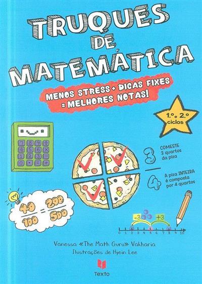 Truques de matemática (Vanessa Vakharia)