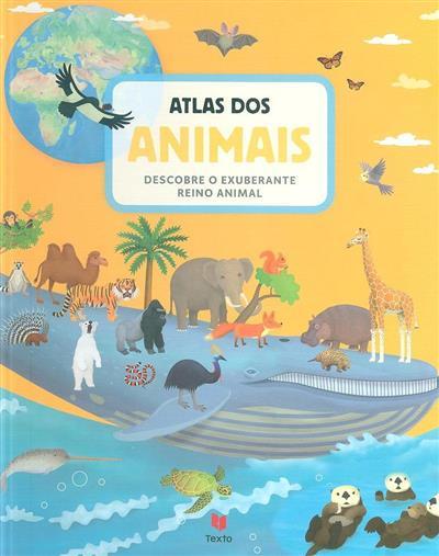 Atlas dos animais (escrito, il. Tomas Tuma)