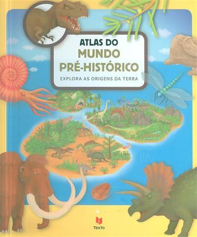 Atlas do mundo pré-histórico (Oldrich Ruzicka, Tomas Tuma)