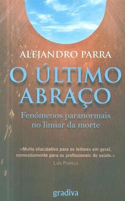O último abraço (Alejandro Parra)