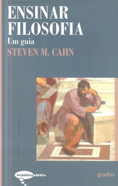 Ensinar filosofia (Steven M. Cahn)