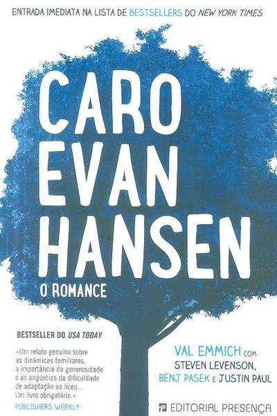 Caro Evan Hansen (Val Emmich... [et al.])