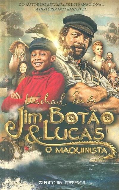 Jim Botão e Lucas, o maquinista (Michael Ende)