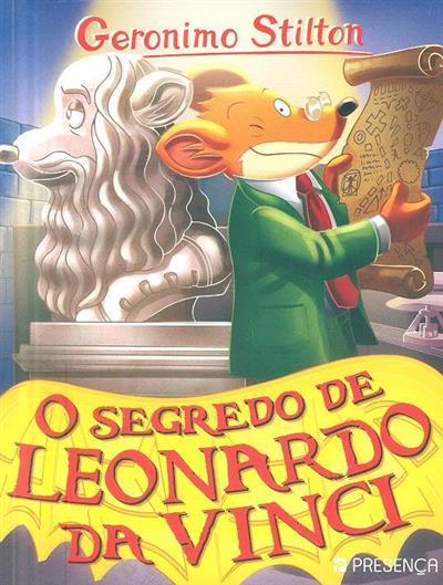 O segredo de Leonardo da Vinci (Geronimo Stilton)