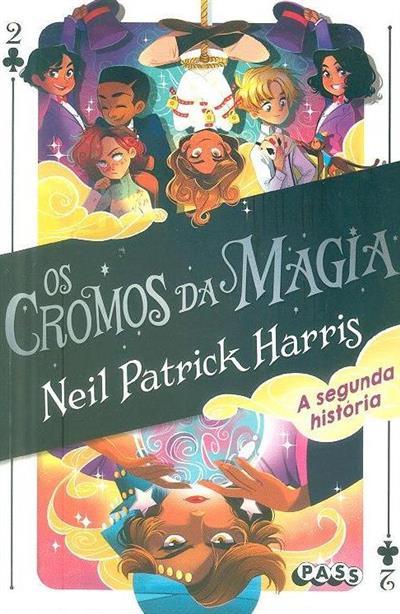 Os cromos da magia, a segunda história (Neil Patrick Harris, Alec Azam)