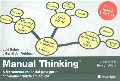 Manual thinking