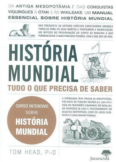 História mundial (Tom Head)
