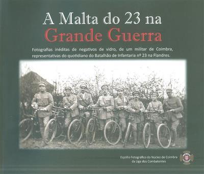 A malta do 23 na Grande Guerra (Jorge Costa Carvalho)