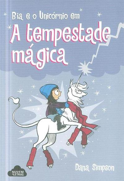 A tempestade mágica (Dana Simpson)