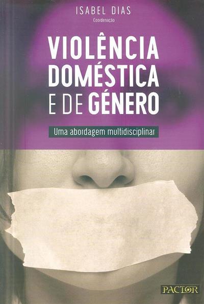 Violência doméstica e de género (coord. Isabel Dias)