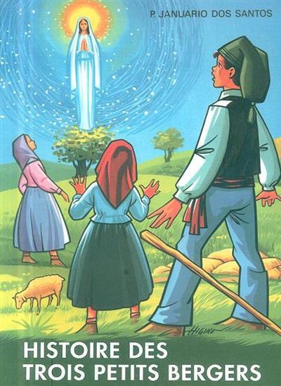 Histoire des trois petits bergers (Januário dos Santos)