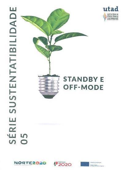 Standby e off-mode (Bruna Soares, Amadeu Borges)