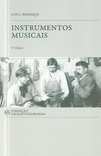 Instrumentos musicais (Luís L. Henrique)
