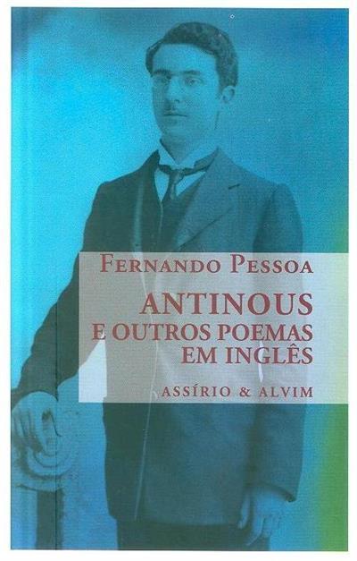 Antinous e outros poemas em inglês (Fernando Pessoa)