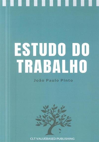 Estudo de trabalho (João Paulo Pinto)