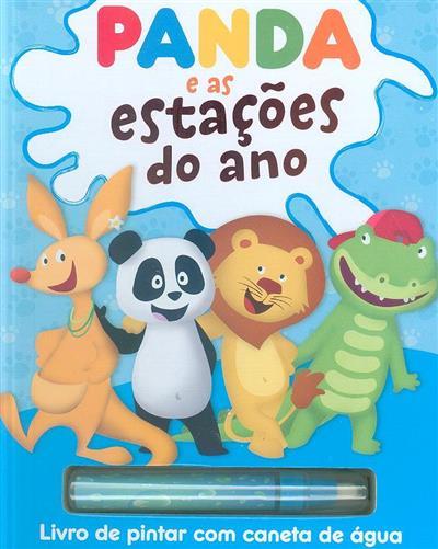 Panda e as estações do ano (Joana Sucena)