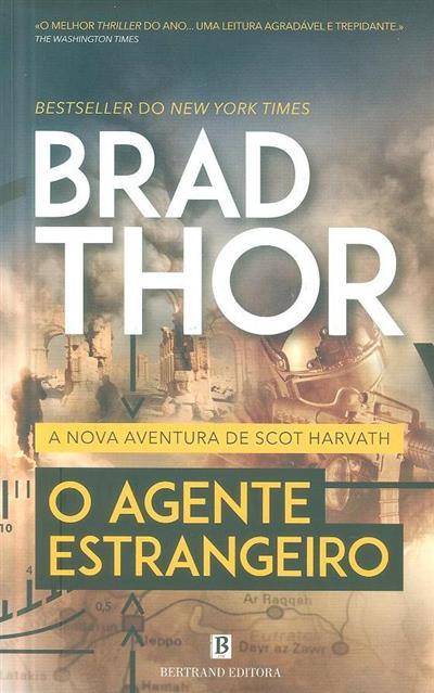 O agente estrangeiro (Brad Thor)