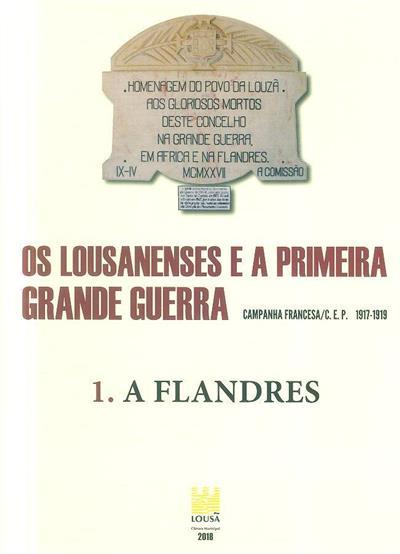 A Flandres (coord. Vítor Maia Costa)