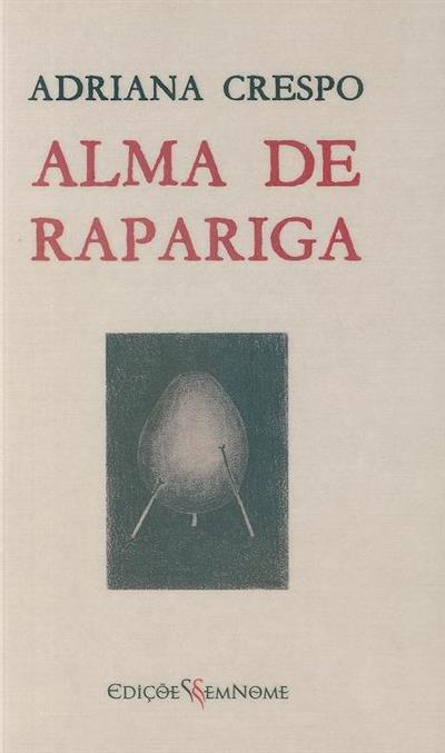 Alma de rapariga (Adriana Crespo)
