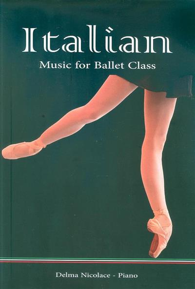 Italian, music for ballet class