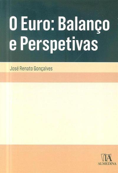 O euro (José Renato Gonçalves)
