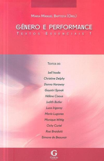 Género e performance (Bell Hooks... [et al.])