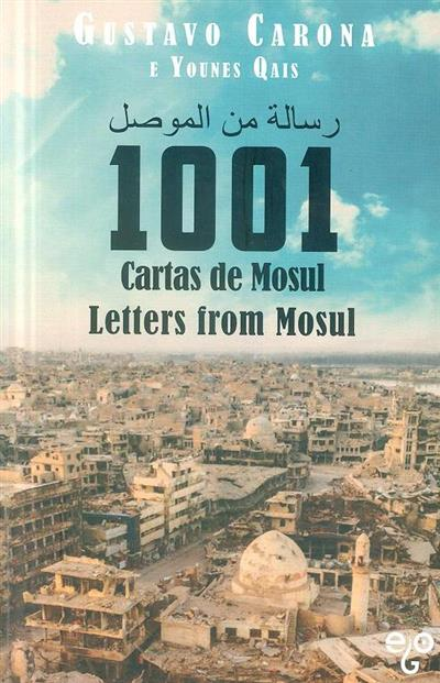 1001 cartas de Mosul (Gustavo Carona, Younes Qais)